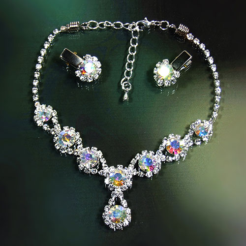 #NL301 - Water Drop Necklace