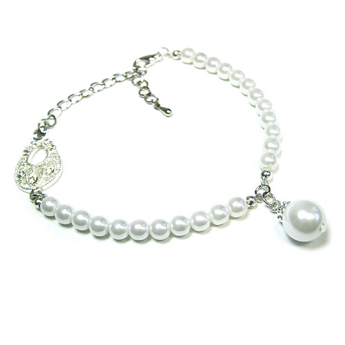 #NL304 - Classic Simple Pearl Necklace